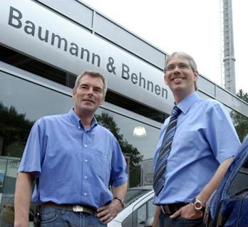Rainer Baumann, Andreas Behnen